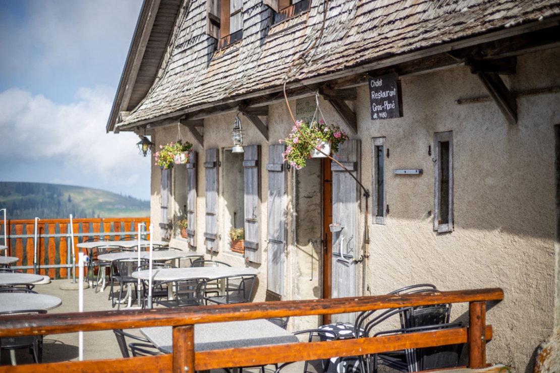 Chalet Restaurant Gros-Plané