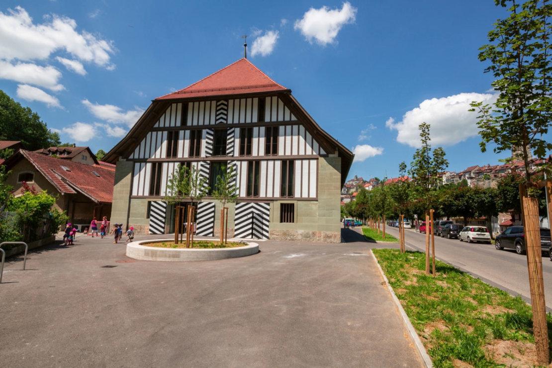 Werkhof Fribourg