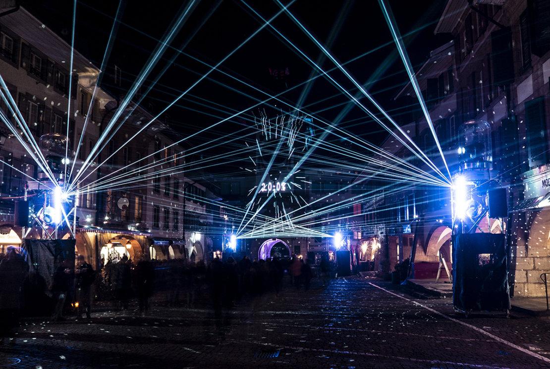 Festival des Lumières de Morat 2020