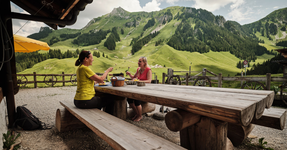 Alpkäserei Gantrischli Schwarzsee