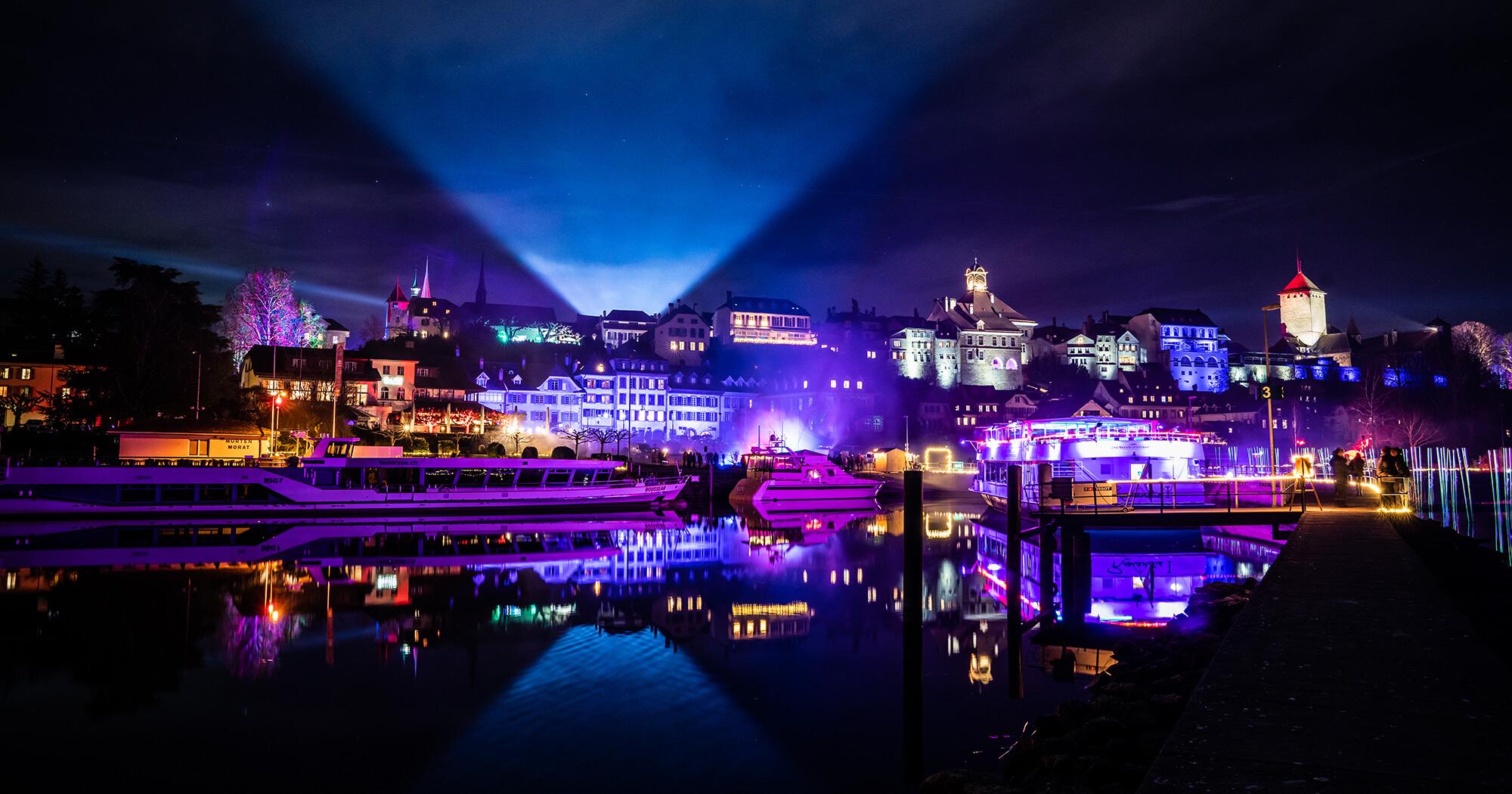 festival des lumières (2020/2019)
