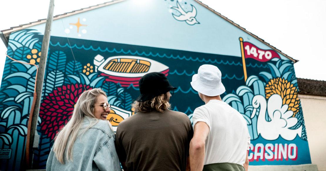 Artistes Artichoke festival