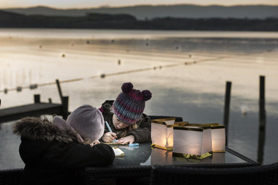 Festival des Lumiéres Morat lanternes