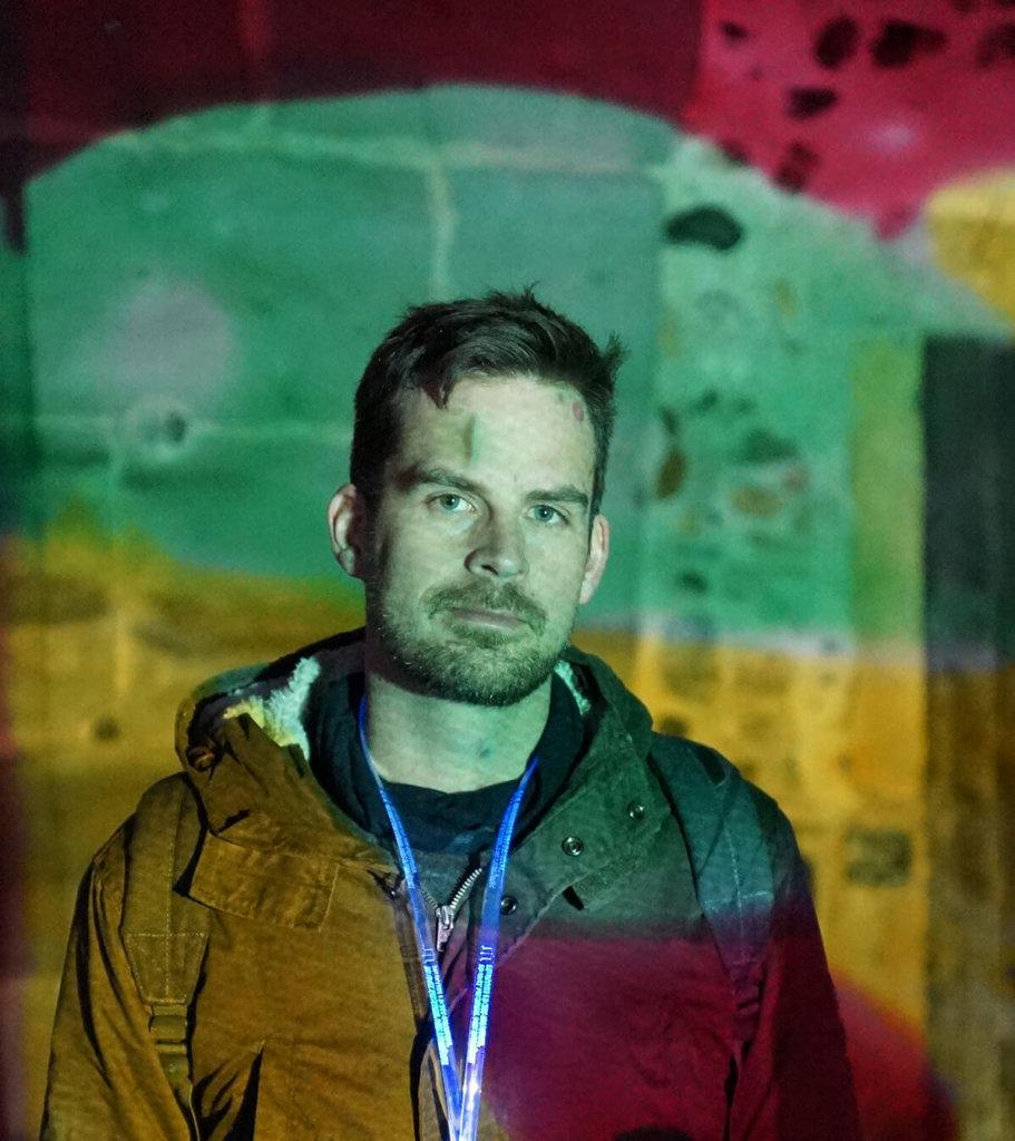 Murten Lichtfestival Simon Neuhaus